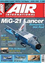 AIR International issue January 2017