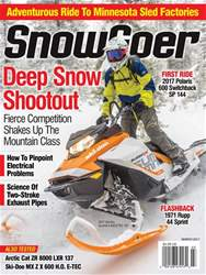 SnowGoer issue March 2017