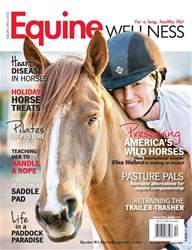 Equine Wellness issue Dec/Jan 2017