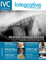 Integrative Veterinary Care issue Winter 2017