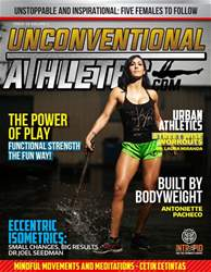 Unconventional Athletes Magazine issue Issue 10 Vol 1