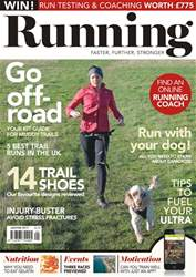 Running issue No. 197 Go Off-Road