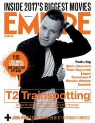 Empire issue February 2017