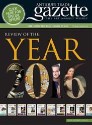 Review of the Year issue Review of the Year