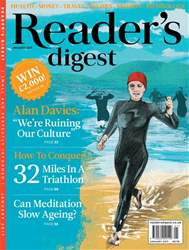 Reader's Digest issue January 2017