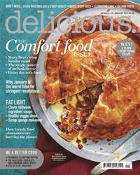 Delicious Magazine issue January 2017