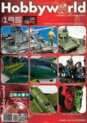 HOBBYWORLD 195 issue HOBBYWORLD 195