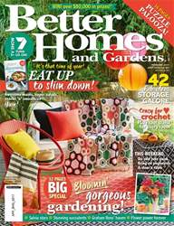 Better Homes and Gardens Australia issue February 2017
