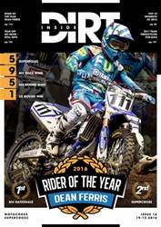 Inside Dirt issue Inside Dirt