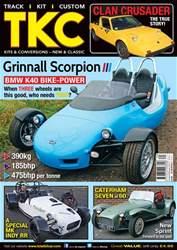 totalkitcar Magazine/tkc mag Magazine Cover