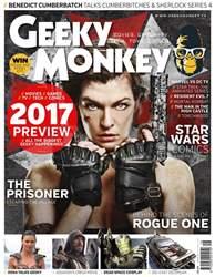 Geeky Monkey issue Geeky Monkey 016