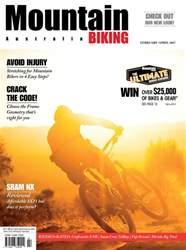 Mountain Biking Australia issue Feb/Mar/Apr 2017