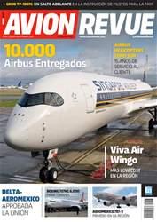Avion Revue Internacional Latino issue Número 203