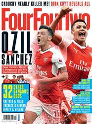 Four Four Two issue February 2017