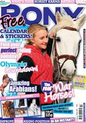 Pony Magazine issue February 2012