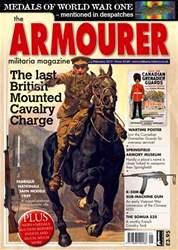 The Armourer issue Jan/Feb 2017