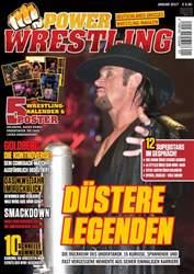 Power-Wrestling issue Januar 2017