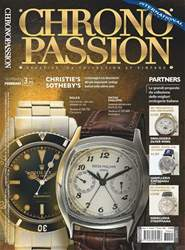 CHRONO PASSION issue Gen/Feb 2017