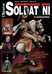 Soldatini International 121 issue Soldatini International 121
