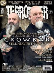 Terrorizer 277 issue Terrorizer 277