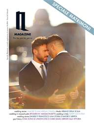 QMagazine issue SPECIALE MATRIMONI