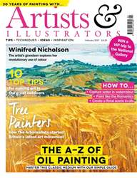 Artist & Illustrators issue February 2017