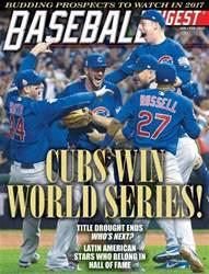 Baseball Digest issue Jan/Feb 2017