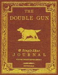 Double Gun and Single Shot issue Winter 2016