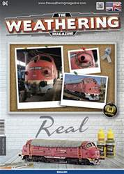 THE WEATHERING MAGAZINE ISSUE 18: REAL issue THE WEATHERING MAGAZINE ISSUE 18: REAL