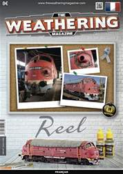 The Weathering Magazine French Edition issue THE WEATHERING MAGAZINE 18: RÉEL