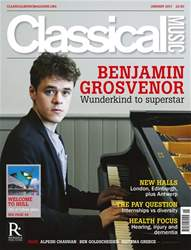 Classical Music issue January 2017