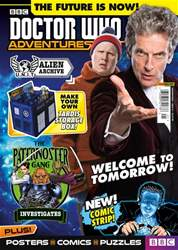 Doctor Who Adventures Magazine issue DWA 21