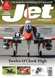 Radio Control Jet International Magazine Cover
