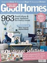 GoodHomes Magazine issue February 2017