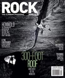 Rock and Ice issue February 2017