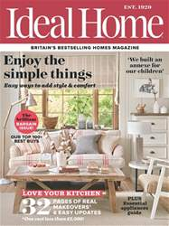 Ideal Home issue February 2016