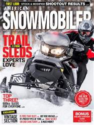 American Snowmobiler issue February 2017