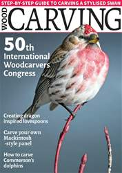 Woodcarving issue Jan/Feb 2017