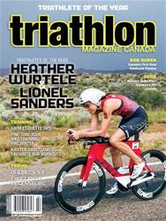 Triathlon Magazine Canada issue Volume 12 Issue 1