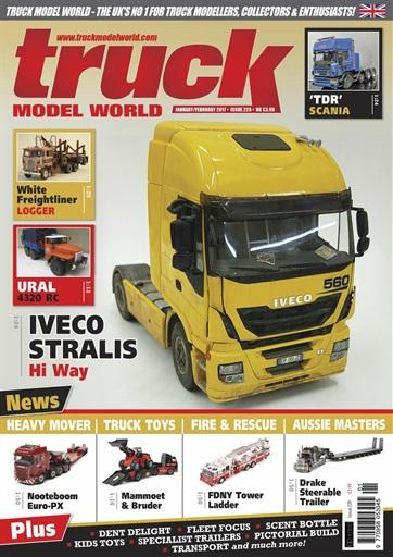 Truck Model World Magazine Jan Feb 2017 Subscriptions