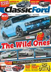 Classic Ford issue No. 247 The Wild Ones