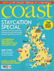 Coast issue No. 124 Staycation Special