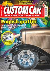 Custom Car issue No. 566 English Graffiti