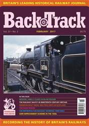 Backtrack issue February 2017