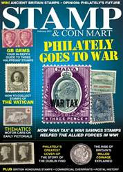 Stamp & Coin Mart issue February 2017