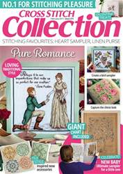 Cross Stitch Collection issue February 2017