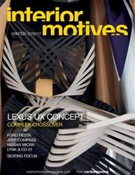 Interior Motives issue Winter 2016/17