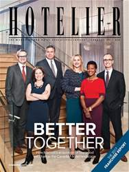 Hotelier issue January/February 2017