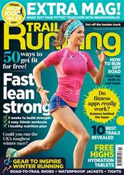 Trail Running issue Feb/Mar 2017