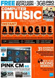 Computer Music issue February 2017
